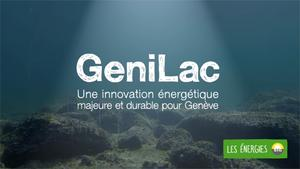 Genilac: a major, sustainable energy innovation for Geneva