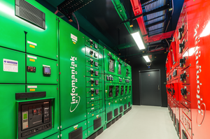 The greenest data centre in Switzerland
