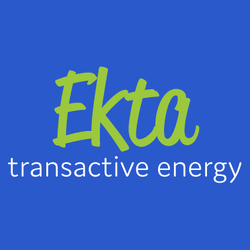EKTA - transactive energy