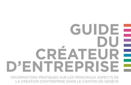 Parution du Guide du créateur d'entreprise Genève, édition 2020
