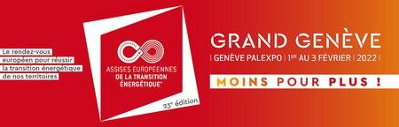 23ème édition des Assises Européennes de la Transition Energétique.