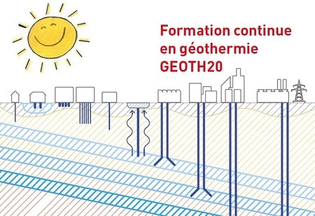 Formation continue GEOTH20