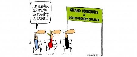 Cérémonie de remise des prix du Concours cantonal du développement durable 2020