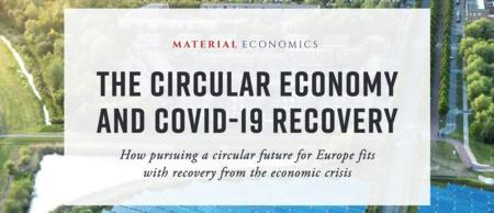 L'économie circulaire envisagée comme clé pour une relance post-Covid