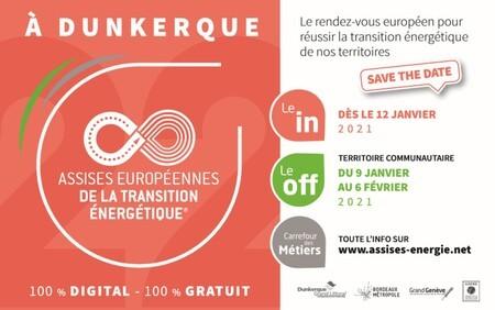 Les Assises Européennes de la Transition Energétique 2021 en 100% digital