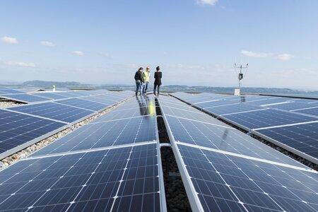 470 millions de francs pour les installations photovoltaïques en 2021