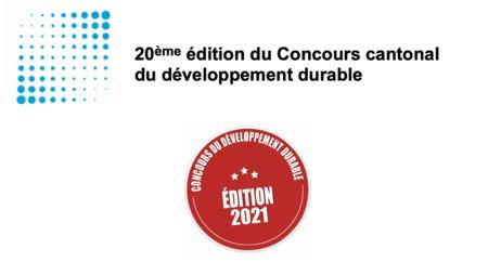 20ème édition du Concours cantonal du développement durable