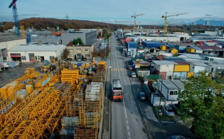 Plan d'actions mobilité de la zone industrielle du Bois-de-Bay