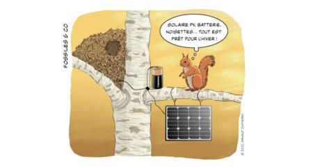 Le stockage et la transition énergétique