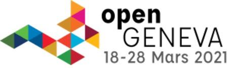 Découvrez le programme du festival d'innovation ouverte Open Geneva du 18 au 28 mars 2021