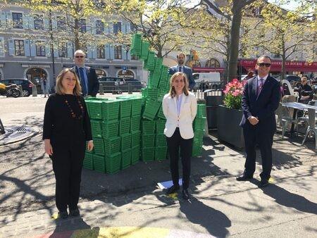 Renforcement du tri des déchets alimentaires dans le canton de Genève