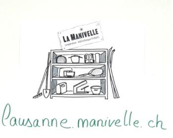 Zoom sur une économie circulaire florissante : La manivelle Lausanne