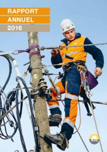 Rapport annuel 2016 SIG