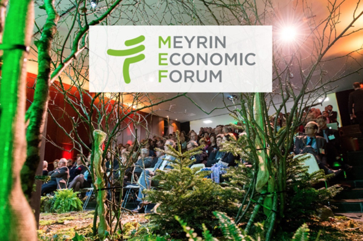 SAVE THE DATE 13 MARS 2020, MEYRIN ECONOMIC FORUM : Economie sociale, solidaire et écologique, concrètement ?
