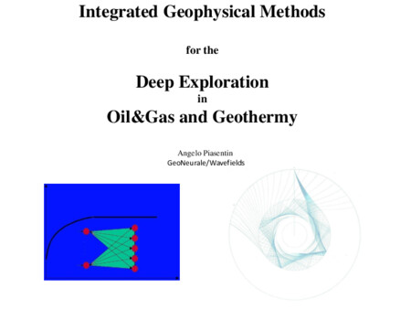 Integrated Geophysical Methods for the Deep Exploration in Oil&Gas and Geothermy