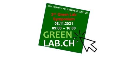 [Vu ailleurs] Symposium Green Lab 2021 : recherche neutre en CO2 - plus vite et mieux (Zug)