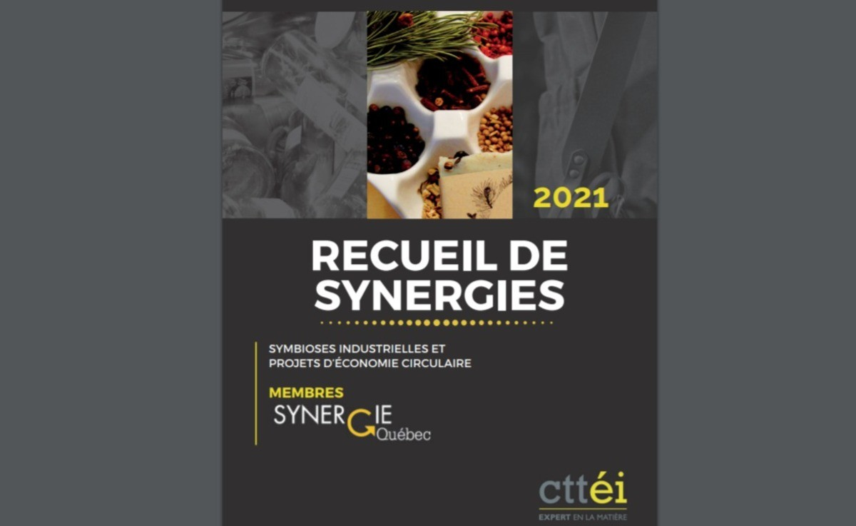 [Vu ailleurs] Un recueil d'inspiration de synergies et symbioses industrielles